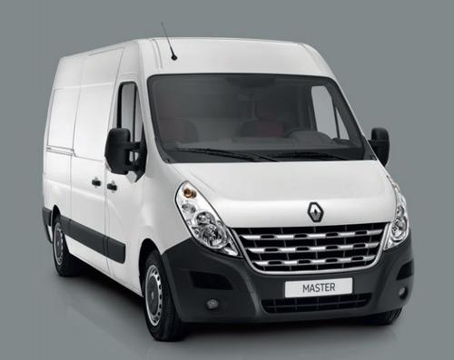 Renault Master Furgón 0km2021 Anticipo Y Cuotas Financiado