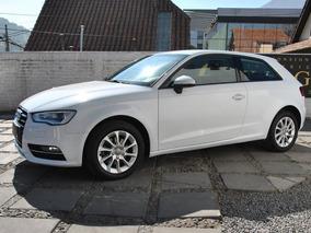 Audi A3 1.4 Turbo 2014 Siempre Mantenido En Audi Hermoso