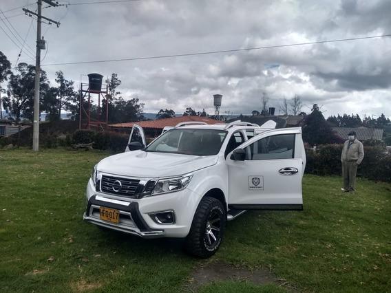 Camioneta Nissan Frontier Np300 Modelo 2019