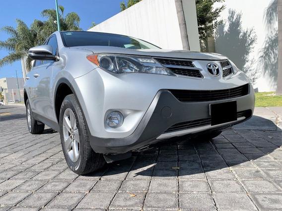 Toyota Rav-4 Xle 2015