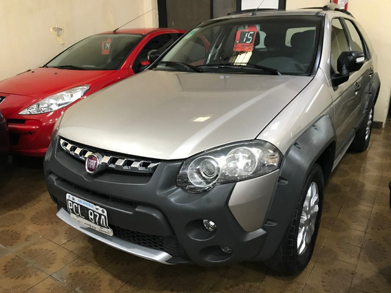 Fiat Palio Weekend 1.6 Advenure 2015 C/73000 Km Auto Classic
