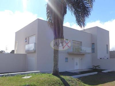 Casa Alto Padrão, Com 4 Dormitórios À Venda, 468 M² Por R$ 1.490.000 - São João - Curitiba/pr - Ca0110