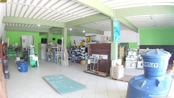 Ponto Comercial Com Lojas, Galpão E Casas - Pt00007 - 34836252