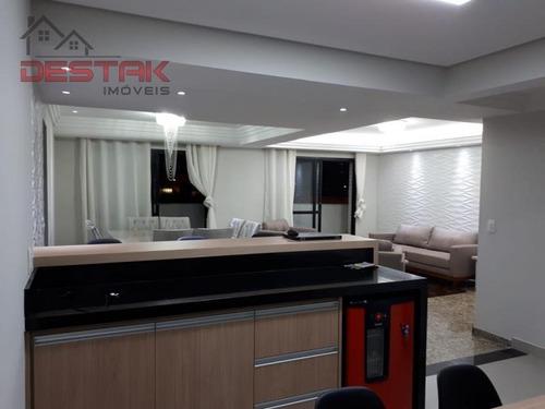 Ref.: 4196 - Apartamento Em Jundiaí Para Venda - V4196