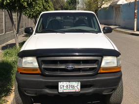 Ford Ranger Xlt 2 Puertas V-6
