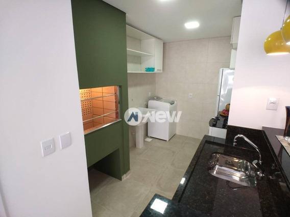 Apartamento Com 1 Dormitório À Venda, 37 M² Por R$ 195.527,00 - Pátria Nova - Novo Hamburgo/rs - Ap1459