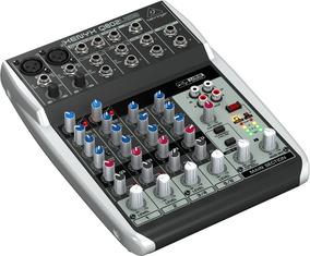 Mixer Xenyx 110v - Q802usb - Behringer
