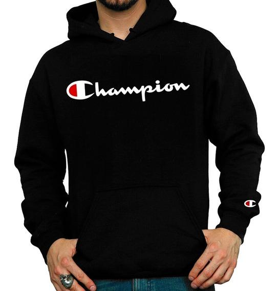 Sweater Champion Suéter Estampado Algodón Dama Y Caballero