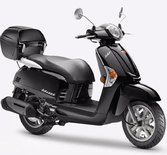 Kymco Like 125 18ctas$9.155 Consultar Contado Motoroma
