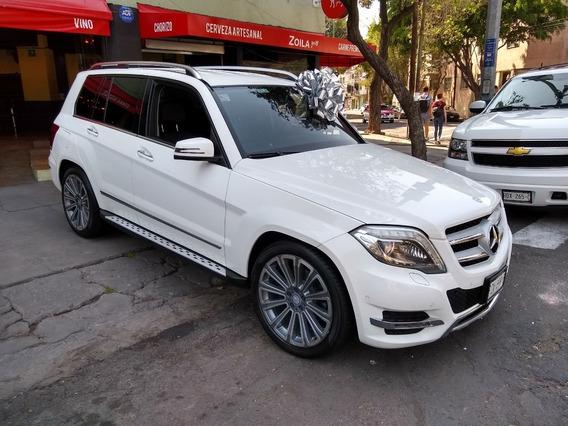 Mercedes Benz Glk 300 Sport 2014 Piel Gps Con Garantia