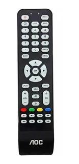 Control Remoto Para Aoc Led Tv Lcd 5970 Y Muchos Modelos