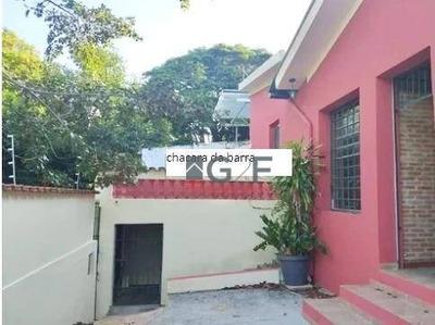 Imóvel Comercial Frente P/ Duas Ruas - Ca6088