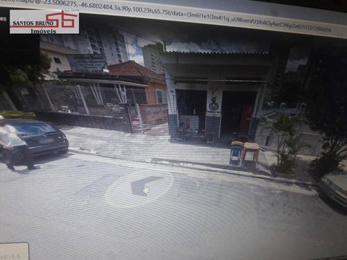 Terreno À Venda, 800 M² Por R$ 2.395.000,00 - Limão (zona Norte) - São Paulo/sp - Te0115