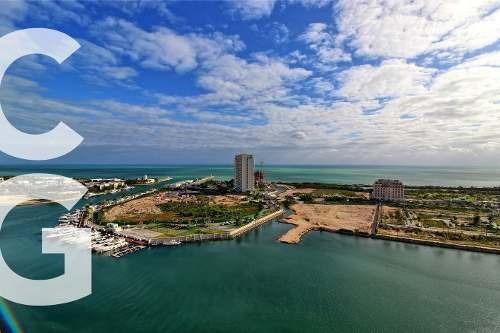 Departamento En Venta En Cancun En Aria Puerto Cancun Remate