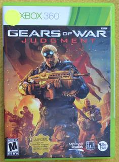 Gears Of War Judgement Xbox 360 Play Magic