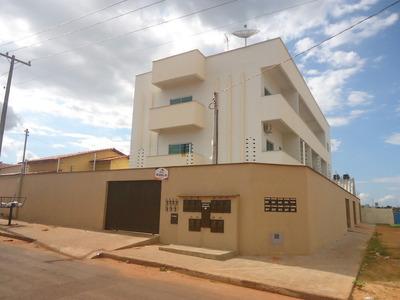 Apartamento Para Aluguel, 2 Dormitórios, Setor Coimbra - Araguaína - 922