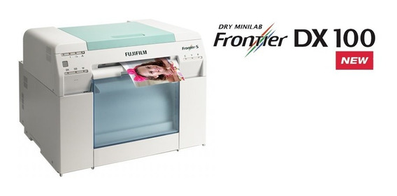 Minilab Fuji Frontier S Dx100 Nova Na Caixa