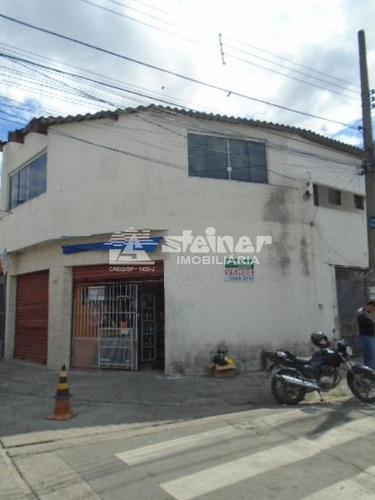 Venda Imóveis Para Renda - Residencial E Comercial Jardim Kawamoto Guarulhos R$ 650.000,00 - 36672v