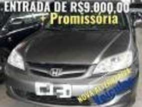 Honda Civic 1.7 Lx 4p