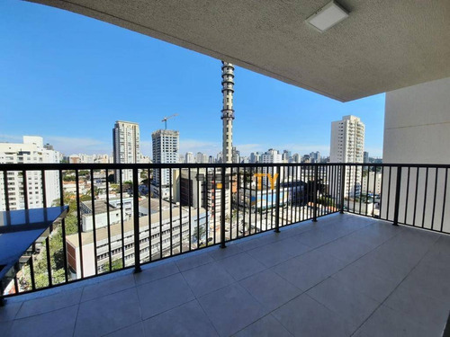 Apartamento Com 2 Dormitórios À Venda, 77 M² Por R$ 1.070.000,00 - Brooklin - São Paulo/sp - Ap41813