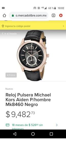 Reloj Michael Kors Aiden Mk8260