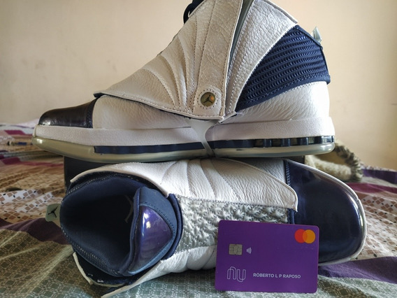 Jordan 16 Midnight Navy