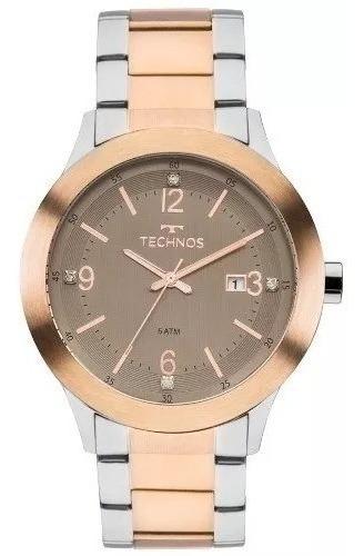 Relógio Technos Feminino Misto 2115mkp/4m Original