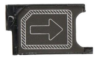 Bandeja Porta Sim Oem Sony Xperia Z3 D6602 D6653 D5833