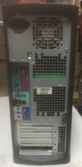 Cpu Dell Optiplex Gx150 - Semi Novo