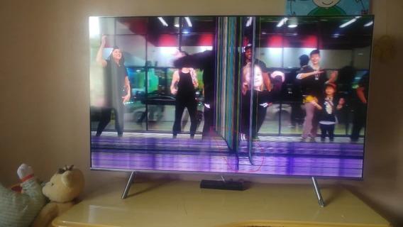 Tv Smart 55 Un55mu7100 Com Defeito