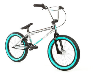 Bicicleta Bmx Fit Eighteen Rod 18 Cromada