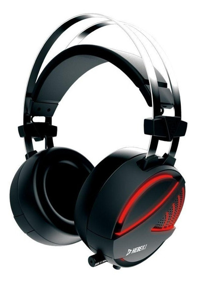 Headset Gamer Gamdias Hebe E1 Rgb Com Fio Pc Pronta Entrega