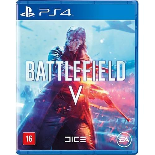 Battlefield V Ps4 Mídia Física Lacrado Novo Pronta Entrega