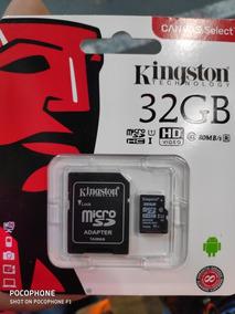 Micro Sd 32 Gb Classe 10