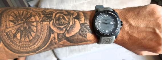 Relógio Swiss Legend Sprinter *único No Ml A Prova D