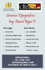 Servicios Topográficos Y Avaluos