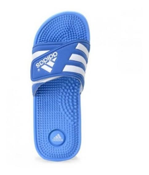 Chinelo Adissage adidas Original Azul Royal