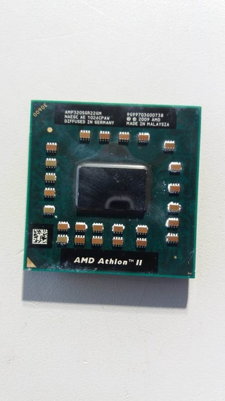 Processador De Notebook Amd Athlon Ii Frete Grátis