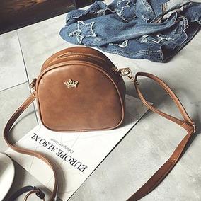 Bolsa Feminina Coroa Bag Lady Importada -kit C/5