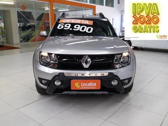 Renault Duster Oroch 2.0 16v Hi-flex Dynamique Automático