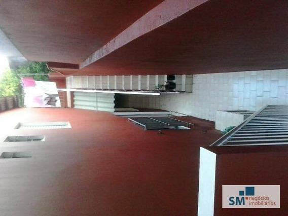 Sobrado Residencial À Venda, Jardim Calux, São Bernardo Do Campo. - So0236
