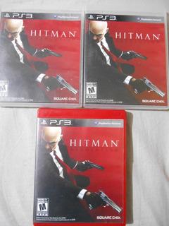 Hitman Absolution Ps3 Vendo Juegos Mandos Ps2 Ps3 Etc