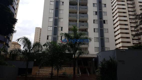 Apartamento Com 3 Dormitórios Para Alugar, 97 M² Por R$ 1.000,00/mês - Centro - Londrina/pr - Ap0908