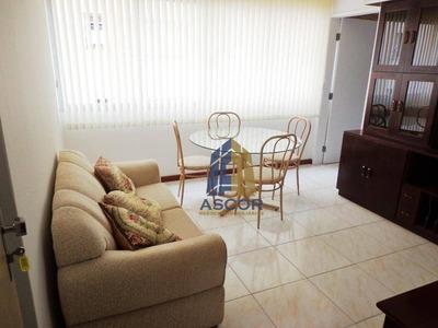 Apartamento Residencial Para Locação, Centro, Florianópolis. - Ap2171