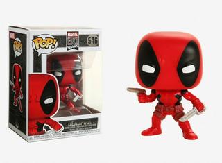 Funko Pop Marvel 80 Years Deadpool