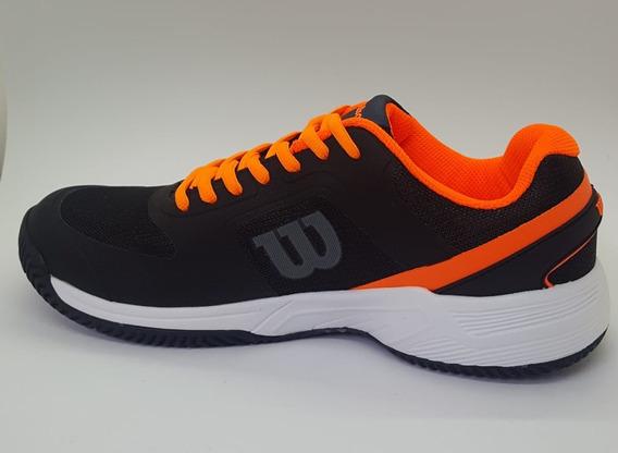 Zapatillas Tenis Wilson Cuotas- Set Hombre- 2019 S+w