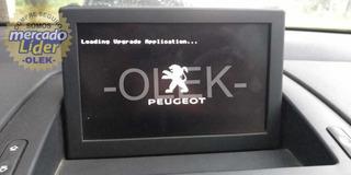 Reparacion Error Inicio Gps Peugeot 308 408 - Pantalla Negra
