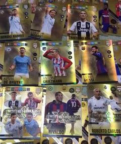 9 Cards Fifa 365 2019 Iniciais Especiais Panini Adrenalyn