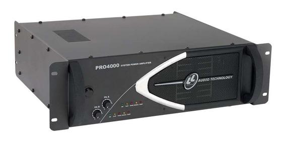 Amplificador Potência Ll Audio Pro 4000 1000 W Rms