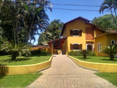 Imagem 1 de 30 de Ref 10.639  Linda Casa No Cond. Fechado Park Imperial - Com  2 Lotes  Terreno  720 M2 E  4 Dorms, (3 Suítes), 6 Vagas,  Piscina E  Paisagismo ! - 10639